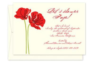 Wedding Invitations Printing